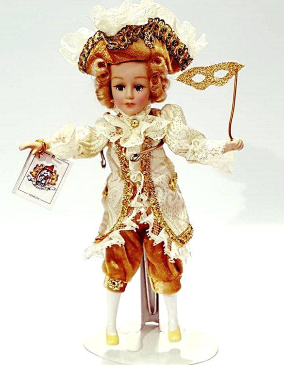 Bambola veneziana casanova