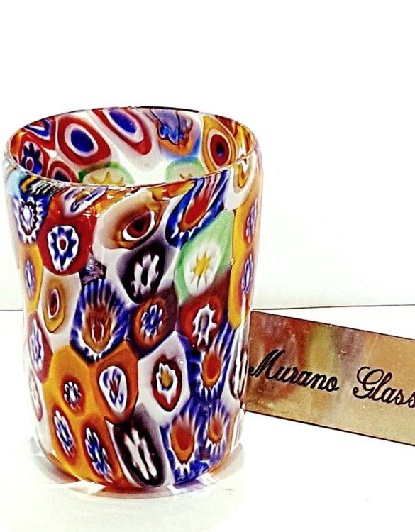Goto Vetro di Murano con murrine