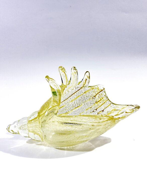 Conchiglia vetro per arredamento interni