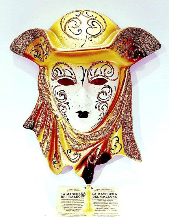 Maschera veneziana casanova