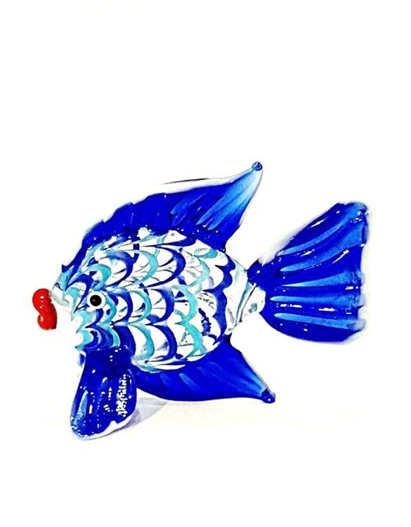 Animale pesce a righe a lume