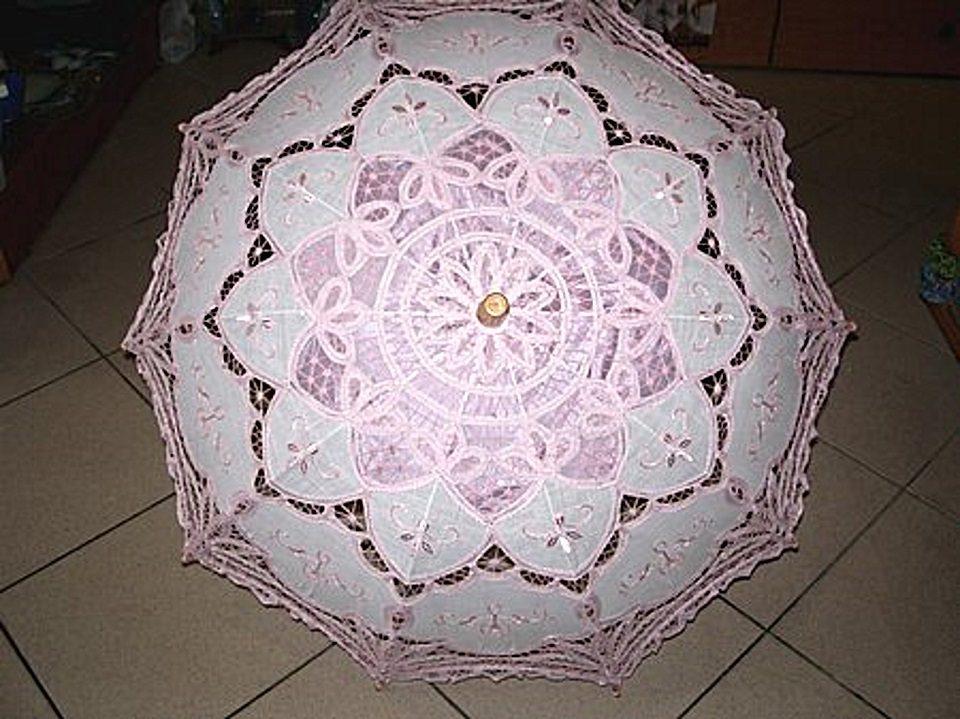 Ombrello pizzo rosa — Venturini Souvenirs - Vetro di Murano e Souvenirs 38fcfed2654d