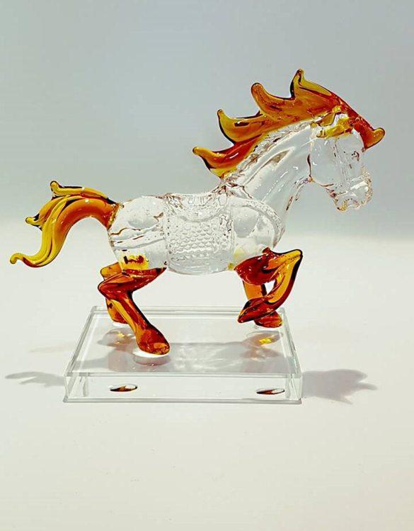 Cavallo cristallo