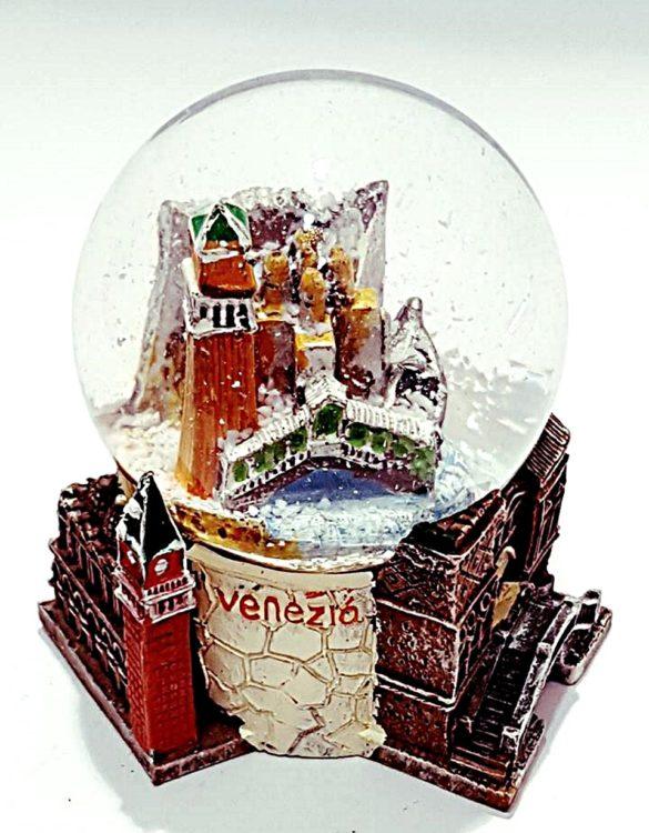 Bolla neve vetro venezia decoro
