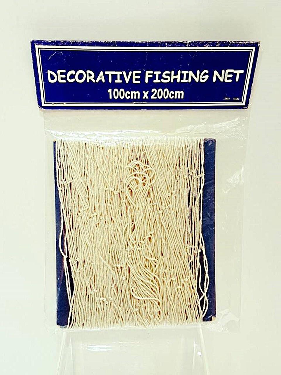 Rete da pesca decorazione venturini souvenirs vetro di - Rete da pesca per decorazioni ...