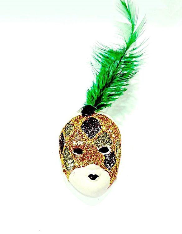 Maschera magnete viso ceramica