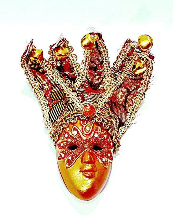 Maschera magnete jolly