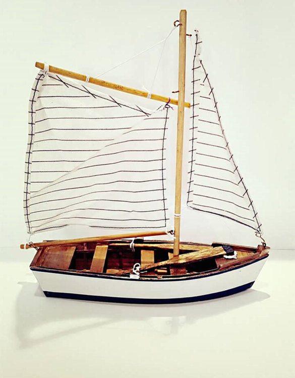 Barca a vela laguna veneziana