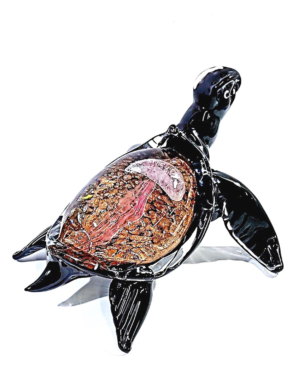 Tartaruga con avventurina