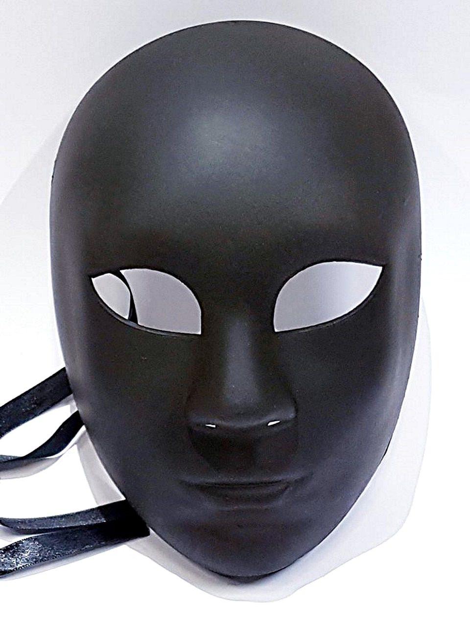 Maschera volto nero