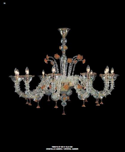 Lampadari Classici In Vetro.Catalogo Lampadari Classici Venturini Souvenirs Vetro Di Murano