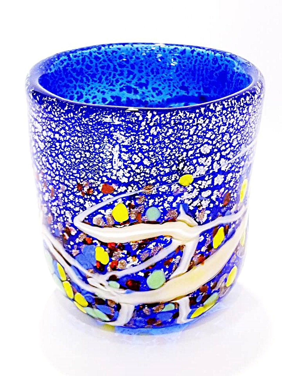 Bicchiere murrine veneziane
