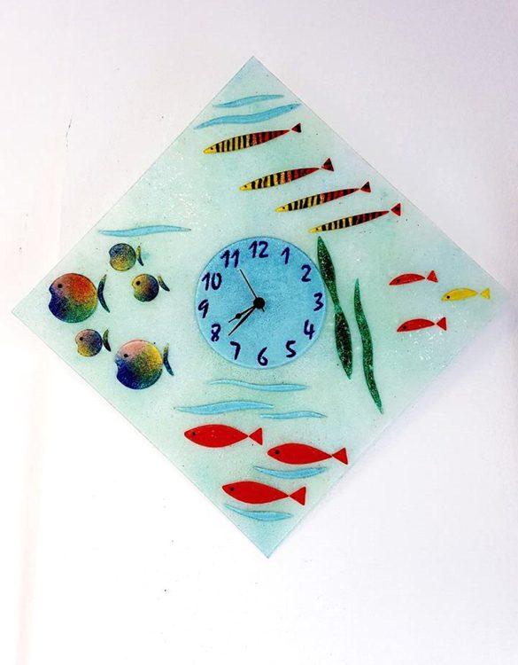 Orologio pesci rombo