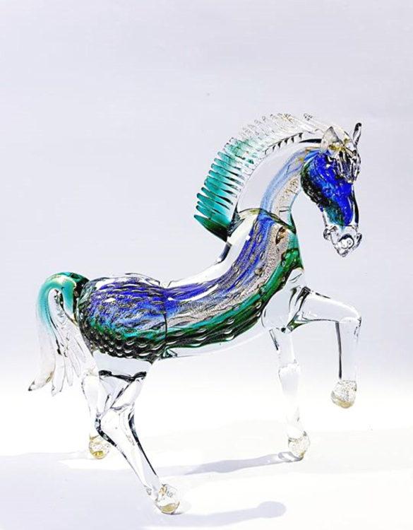 Cavallo per arredamento interni