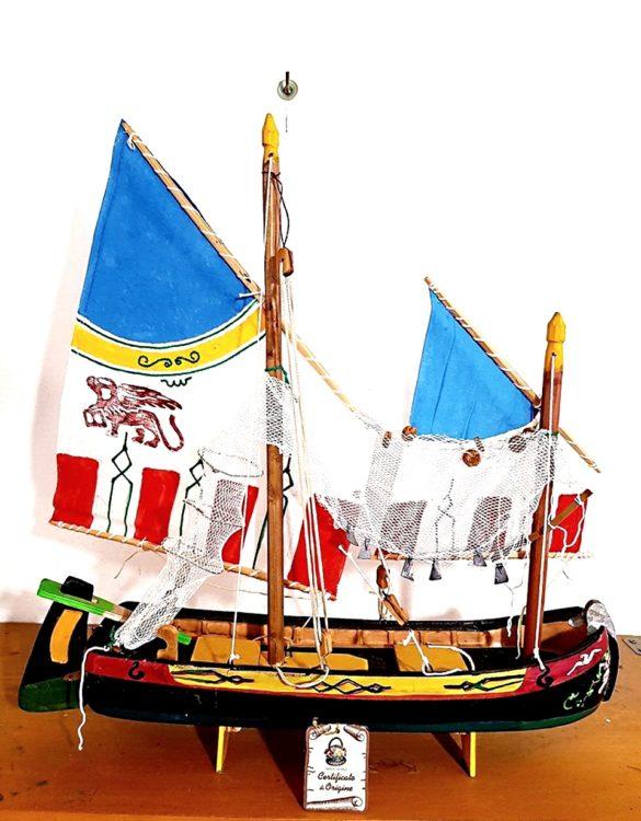 Barca per arredamento interni