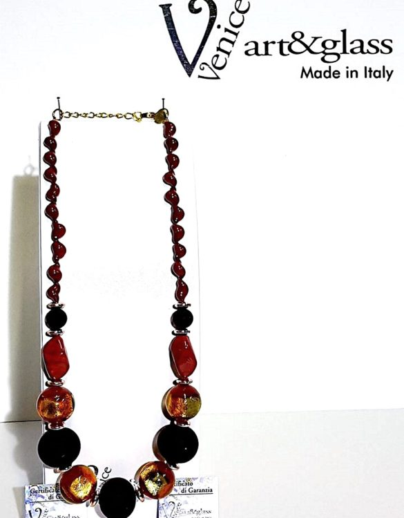 Collana accessorio per donna