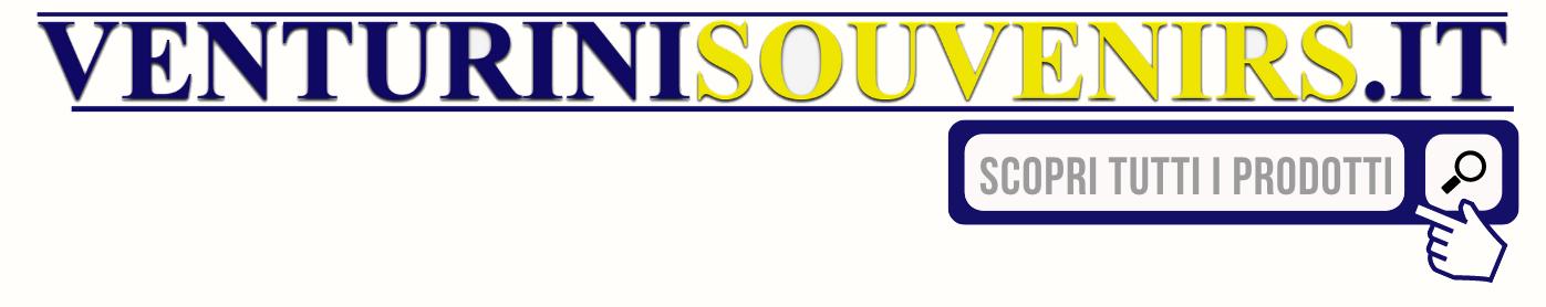 logo venturini souvenirs - vetro di murano